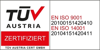 CERTIFICADO ISO 9001:2008 - ISO 14001:2004 | FORMBAGS SpA