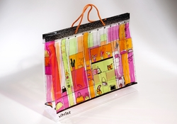 Shopping bag lux in PE | FORMBAGS SpA