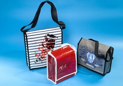 SHOPPING BAG MADE WITH DIFFERENT MATERIALS | FORMBAGS SpA