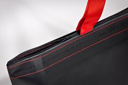 Bolsa en papel manual cosida con cremallera | FORMBAGS SpA