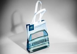 Shopping bag Riutilizzabile in PE cucito     FORMBAGS SpA