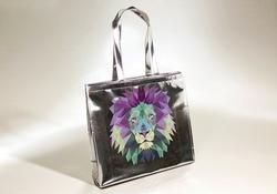 Shopping bag Riutilizzabile in PE cucito   | FORMBAGS SpA