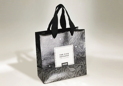 Shopping bag in carta manuale  | FORMBAGS SpA