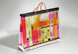 LUXURY PROMO PLASTIC CARRIER BAG | FORMBAGS SpA