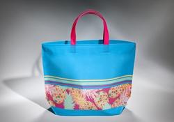 REUSABLE PLASTIC CARRIER BAG    FORMBAGS SpA