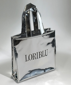 REUSABLE PROMO PLASTIC CARRIER BAG WITH ELEGANT STITCHING | FORMBAGS SpA
