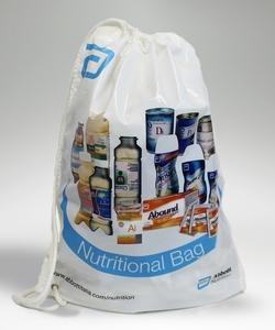 PLASTIC DUFFLE BAG     FORMBAGS SpA